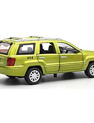 cheap -Model Car SUV Car Simulation Boys' Toy Gift / Metal