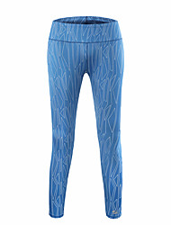 cheap -Women's Running Pants Track Pants Sports Pants Athletic Tights Athleisure Wear Bottoms Yoga Exercise & Fitness Running Quick Dry Sport Classic Sexy Printing / High Elasticity