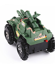 cheap -Toy Car Truck Military Vehicle Tank Car Electric Unisex Toy Gift