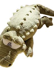 Недорогие -Подушка Подушки Мягкие и плюшевые игрушки Утка Лошадь Под крокодила Милый стиль Веселье Большой размер Детские Универсальные Игрушки Подарок