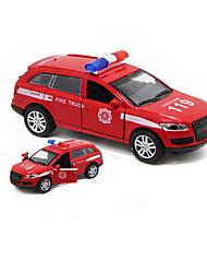 cheap -Toy Car Model Car Police car Car Sounds Simulation Boys' Girls' Toy Gift