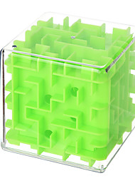 cheap -3D Maze Puzzle Box Educational Toy Kid's Adults' Boys' Girls' Toy Gift 1 pcs