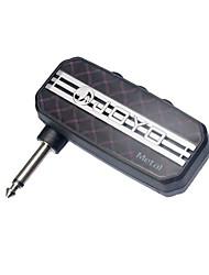 cheap -JOYO JA-03 Metal Mini Guitar Amplifier Pocket Amp w/ Headphone Output and MP3 input