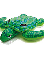cheap -Turtle Inflatable Pool Float Pool Lounger PVC(PolyVinyl Chloride) Adults Kids Toy Gift