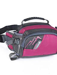 cheap -Fanny Pack Waist Bag / Waist pack Running Pack for Running Sports Bag Multifunctional Waterproof Anti-theft Nylon Running Bag