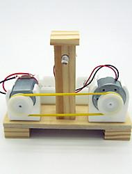 Недорогие -Игрушки для изучения и экспериментов Обучающая игрушка Игрушки Цилиндрическая Своими руками Электрический Мальчики Девочки Куски