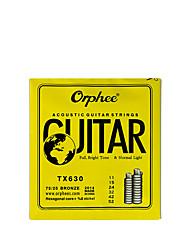 cheap -Professional String High Class Guitar Acoustic Guitar New Instrument Metal Musical Instrument Accessories Bronze