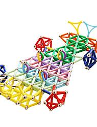 cheap -Magnetic Blocks Magnetic Sticks Magnetic Tiles Building Blocks Balls Magic Stick Building Bricks 492 pcs Classic Building Toys Unisex Boys' Girls' Toy Gift / 14 Years & Up / Kid's