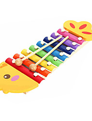 cheap -MWSJ Xylophone Building Blocks Educational Toy Fish Musical Instruments Fun Kid's Unisex Toy Gift