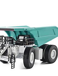 cheap -1:75 Metalic Dump Truck Toy Truck Construction Vehicle Toy Car Kid's Car Toys