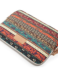 cheap -Sleeves Bohemian Style Canvas for New MacBook Pro 15-inch / New MacBook Pro 13-inch / Macbook Pro 15-inch