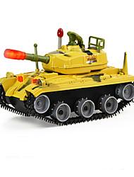 Недорогие -Игрушечные машинки Танк Электрический пластик для Детские Мальчики