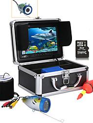 Недорогие -Mountainone 30 м 7 '' цветной цифровой ЖК-дисплей 1000tvl HD-видеорегистратор ip68 водонепроницаемая камера для подводной рыбалки cmos 4400 мАч глубина контроля батареи 30 м