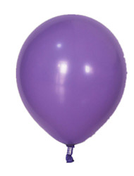 cheap -Balloon Sphere Unisex Gift 100pcs