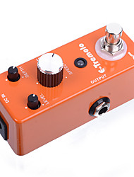 cheap -EX TC-43 Micro Guitar Effect Pedals E-Tremolo Guitar Effects Pedal Full Metal Shell  Free Connector