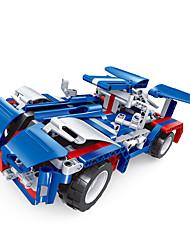 cheap -Remote Control RC Building Block Kit Toy Car Building Blocks Construction Set Toys Educational Toy Truck Remote Control / RC Boys' Girls' Toy Gift