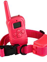 cheap -Dog Training Training Anti Bark Collar Shock Collar Dog Portable Anti Bark Safety Fabric Plastic Behaviour Aids For Pets