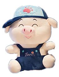 Недорогие -Подушки Мягкие и плюшевые игрушки Утка Поросенок Милый стиль Большой размер Детские Универсальные Игрушки Подарок