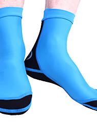 abordables -Dive&Sail Chaussettes de Plongée Chaussettes Aqua 3mm Plongée Surf Snorkeling - Respirable Haute résistance Douceur pour Adultes / Coton / Hiver / Elastique