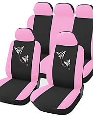 cheap -AUTOYOUTH Car Seat Covers Seat Covers Polyester Lady For