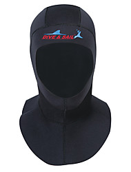 cheap -Dive&Sail Diving Wetsuit Hood Thick 3mm Cotton for Thermal / Warm Waterproof Breathable Diving / Winter / Stretchy / Men's