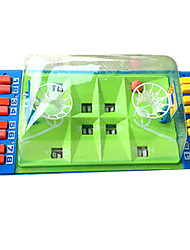 cheap -Mini Finger Basketball Shooting Game Educational Toy Professional Fun 1 pcs Mini Kid's Adults' Boys' Girls' Toy Gift