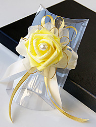cheap -Wedding Flowers Bouquets / Wrist Corsages / Unique Wedding Décor Wedding / Special Occasion / Party / Evening Material / Bead / Lace 0-20cm