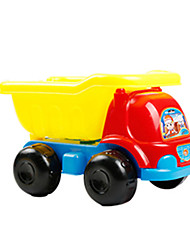 cheap -Pretend Play Pull Back Car / Inertia Car Novelty Car ABS Kid's Adults' Toy Gift