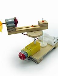 Недорогие -Наборы для моделирования Обучающая игрушка Барабанная установка Своими руками Мальчики Девочки Игрушки Подарок