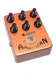 cheap -Joyo JF-14 American Sound Effects Pedal with Fender Deluxe Amp Simulator and Unique Voice Control