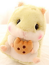 cheap -Stuffed Animal Pillow Plush Toys Plush Dolls Rabbit Cartoon Hamster lifelike Adorable Desk Decoration Imaginative Play, Stocking, Great Birthday Gifts Party Favor Supplies Boys and Girls Adults Kids