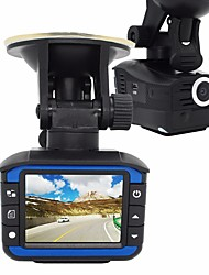 cheap -VGR33 720p / HD 1280 x 720 Car DVR 140 Degree Wide Angle 2 inch Dash Cam with Night Vision / G-Sensor / motion detection No Car Recorder / 2.0 / Loop recording / WDR / Emergency Lock