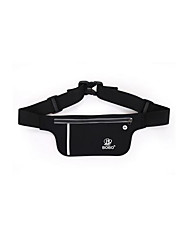 Недорогие -Пояс Чехол Беговой пакет 1L для Марафон Спортивные сумки Водонепроницаемость Дожденепроницаемый Пригодно для носки Сумка для бега