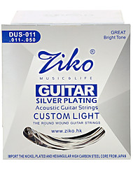 cheap -Professional String High Class Guitar Acoustic Guitar New Instrument Metal Musical Instrument Accessories Gold