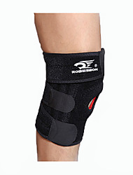 cheap -Knee Brace for Running Climbing Cycling / Bike Professional Fits left or right knee Stretchy Nylon 1pc Sports Outdoor Camping & Hiking