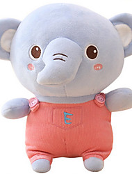 cheap -Teddy Bear Elephant Stuffed Animal Stuffed Animal Plush Toy Unisex Perfect Gifts Present for Kids Babies Toddler