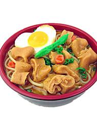 Недорогие -Игрушечная еда Наборы для моделирования Продукты питания как живой Безопасно для детей пластик Универсальные Игрушки Подарок