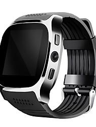 Недорогие -YYTLWT8 Мужчины Смарт Часы Android iOS Bluetooth 2G Спорт Пульсомер Сенсорный экран Израсходовано калорий Длительное время ожидания / Хендс-фри звонки / Таймер / Секундомер / 2 мегапикс.