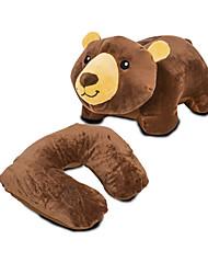 cheap -Stuffed Toys Doll U-pillow Toys Pig Dinosaur Plane / Aircraft Animal Cute Transformable Kid's Children's 1 Pieces