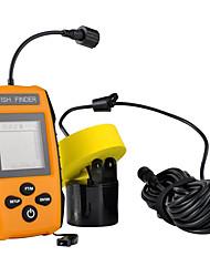 cheap -Fish Finder LCD 0.7-100 m Waterproof None Wireless 4×AAA Sea Fishing Freshwater Fishing
