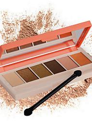 cheap -Powders Matte / Shimmer / Glitter Shine / smoky Natural Daily Cosmetic