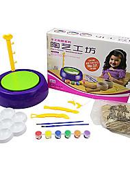 Недорогие -Обучающая игрушка Машина Своими руками Электрический Детские Универсальные Игрушки Подарок