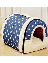 cheap -Cat Dog Mattress Pad Bed Bed Blankets Tent Cave Bed Pet House Baskets Fabric Soft Tent Cartoon Pink Camel Rainbow