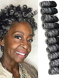 cheap -Crochet Hair Braids Toni Curl Box Braids Ombre Synthetic Hair 10 inch Short Braiding Hair 20 Roots / Pack / There are 20 roots per pack. Normally five to six packs are enough for a full head.
