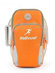 cheap -1 L Armband Briefcase Handbags Multifunctional Phone / Iphone Outdoor Dark Blue Gray Yellow