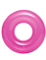 cheap -Donut Pool Float Swim Rings Inflatable Pool Thick Large Size PVC(PolyVinyl Chloride) Summer Duck Pool Men's Women's Kid's Adults'