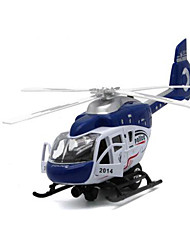 cheap -Pull Back Vehicle Helicopter Metal for Kid's