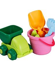 Недорогие -Игрушечные машинки Пляжные игрушки Ролевые игры Универсальные Автомобиль Оригинальные Детские