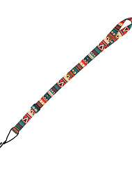 cheap -Professional Straps High Class Guitar Acoustic Guitar Ukulele New Instrument Textile Musical Instrument Accessories White Green