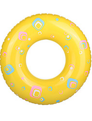 cheap -Inflatable Pool Float Swim Rings Inflatable Pool Thick Plastic PVC(PolyVinyl Chloride) Summer Duck Pool Kid's Adults'